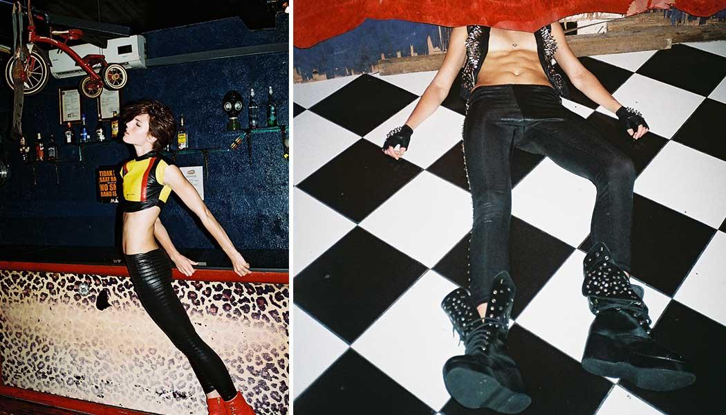 New boots & panties4